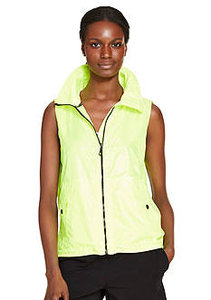 Lauren Active Full-Zip Mockneck Jacket