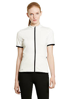 Lauren Active Short-Sleeve Jersey Jacket