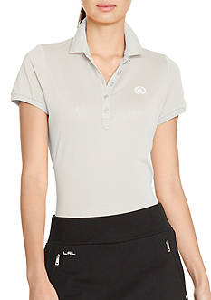 Lauren Active Mesh Pique Polo Shirt