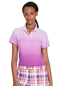 Lauren Active Stretch Cotton Polo Shirt