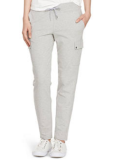 Lauren Active French Terry Cargo Pants