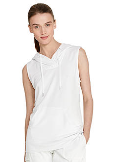 Lauren Active Sleeveless Hoodie