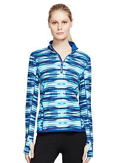 Lauren Active Jersey Mockneck Pullover