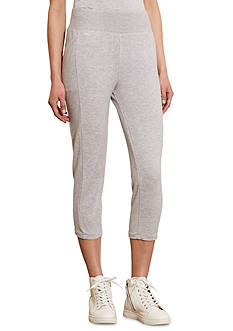 Lauren Ralph Lauren French Terry Capri Pants
