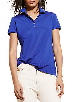 Lauren Ralph Lauren Monogram Polo Shirt