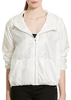 Lauren Active Hooded Ripstop Jacket