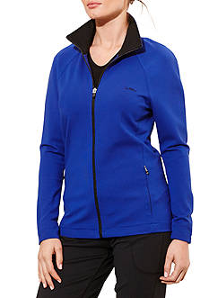 Lauren Ralph Lauren Ponte Mockneck Jacket