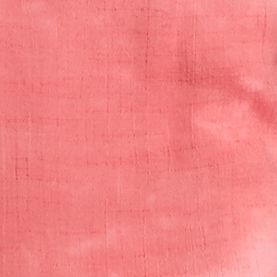 Women: Below The Knee Sale: Pink Peach New Directions Tiered Tie Dye Linen Skirt
