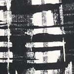 Petite Dresses On Sale: Taupe/Black New Directions Petite Brushstroke Printed Shirtdress