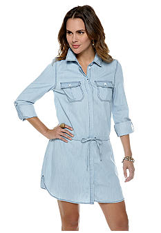 Sanctuary Denim Shirt Dress