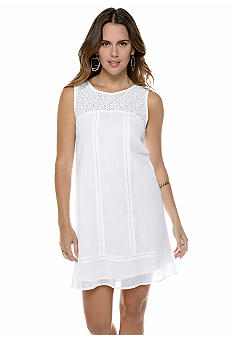 Sanctuary Eyelet Dress