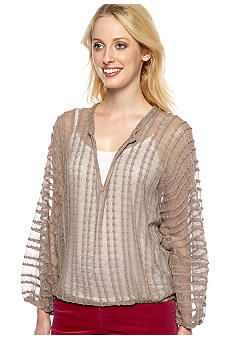 Sanctuary A La Mode Poncho Sweater