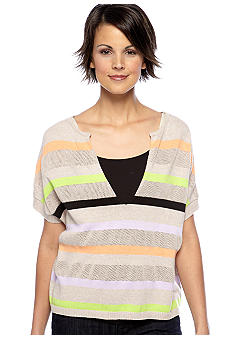 Sanctuary Taffy Stripe Sweater