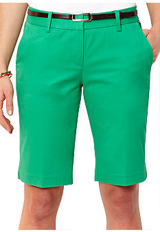 Nautica Stretch Bermuda Short