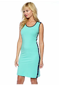 Nautica Side Snap Dress