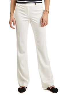 Nautica Lux Flat Front Pant