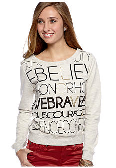 LA Kitty Pullover Sweatshirt