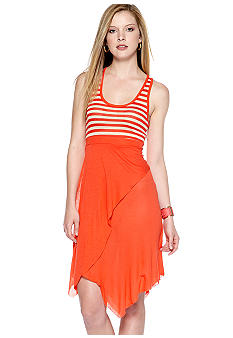 Big Star Stripe Tank Dress