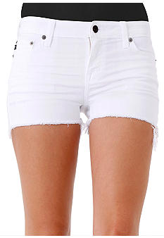 Big Star Alex White Denim Short