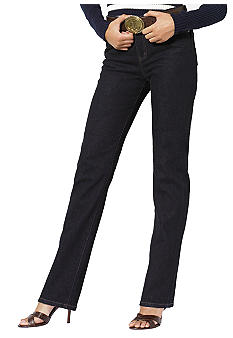 Lauren Jeans Co. Tanya Stretch Straight Jean
