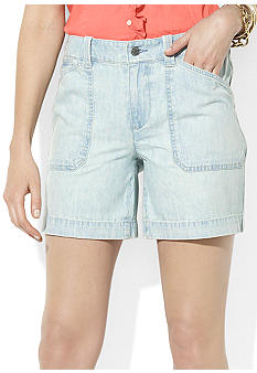 Lauren Jeans Co. Denim Short