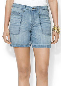 Lauren Jeans Co. Jean Short
