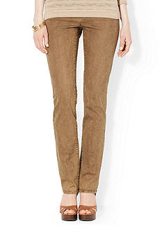 Lauren Jeans Co. Stretch Skinny Jean