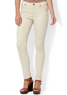 Lauren Jeans Co. 5-Pocket Skinny Jean