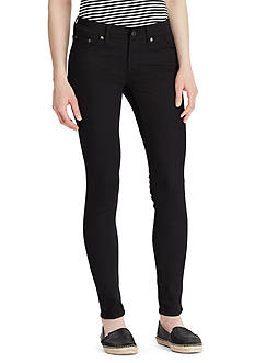 Lauren Jeans Co. Super Stretch Slimming Modern Skinny Jeans