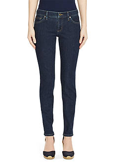 Lauren Jeans Co. Super Stretch Slimming Modern Skinny Jean