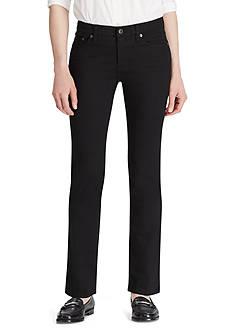 Lauren Jeans Co. Super Stretch Slimming Modern Curvy Jean