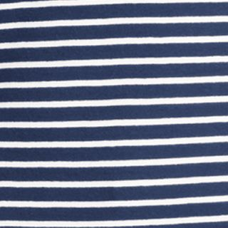 Lauren Jeans Co.: Marina Navy/White Lauren Jeans Co. Striped Shirt