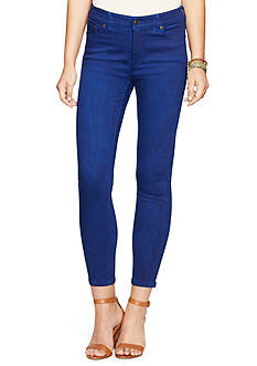 Lauren Jeans Co. Skinny Stretch Jeans