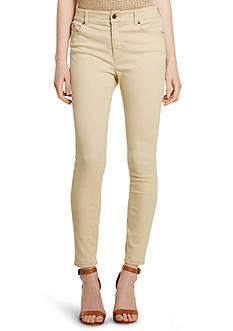 Lauren Jeans Co. Premier Skinny Ankle Jeans