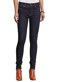 Lauren Ralph Lauren Premier Stretch Skinny Jeans