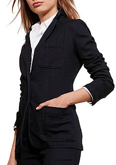 Lauren Ralph Lauren Stretch Cotton Jacket