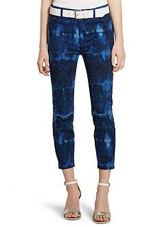 Lauren Jeans Co. Premier Cropped Skinny Jean