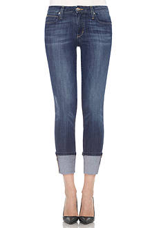 Joe's Clean Cuff Crop Jeans