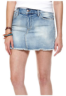 Joe's Mini Cutoff Jean Skirt