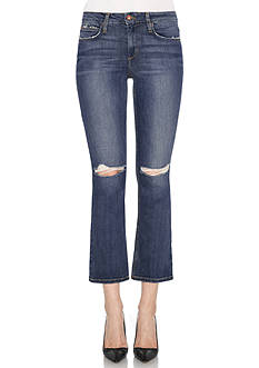 Joe's Jeans Cropped Flared Denim