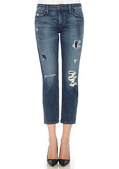 Joe's Ex-Lover Straight Leg Crop Jeans