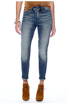 Joe's Highwater Vintage Wash Skinny Jean