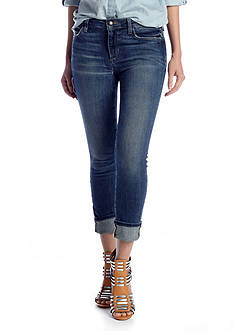 Joe's Judi Crop Clean Cuff Jean