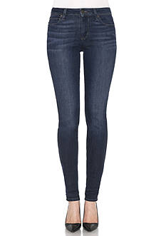 Joe's Jeans Midrise Skinny Rolled Ankle Jeans