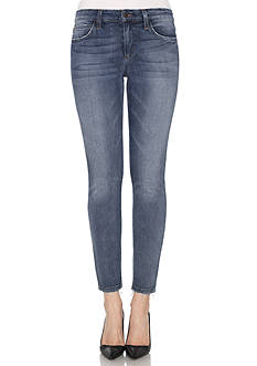 Joe's Jeans Midrise Released Hem Skinny