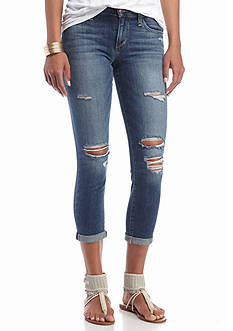 Joe's Jeans Keagan Rolled Crop Jeans