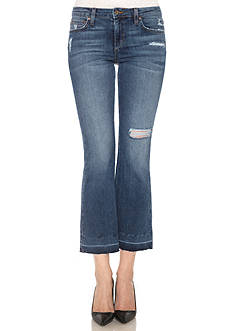 Joe's Madrid Olivia Cropped Flare Jeans