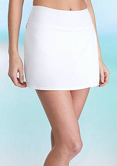 Kim Rogers Solid Skort Bottom