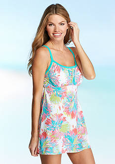 Kim Rogers Firework Flowers Swimdress