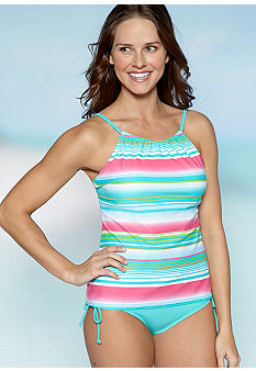 Kim Rogers Summer High Neck Tankini